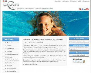 Onlineshop - AquaFoehr - Wyk auf Föhr