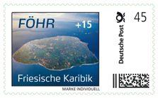 Fšöhr Briefmarke