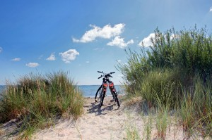 Radfahren Utersum