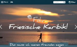 Ferien - Urlaub - Nordseeinsel Föhr
