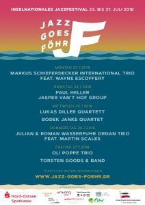 Jazz goes Föhr - 2018