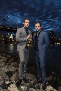 Julian & Roman Wasserfuhr (© Jimmy Katz)