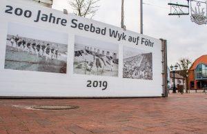 200 Jahre Seebad Wyk auf Föhr